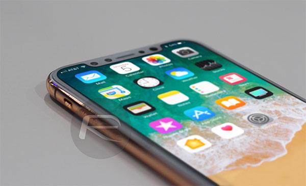 iphone 8 conept Serait ce la première vidéo de liPhone 8/Edition en fonctionnement ?