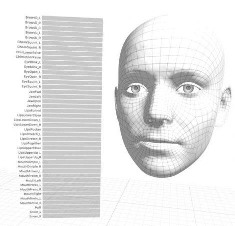 iphone x face id Animoji : une option sur liPhone X qui permettra danimer les emojis grâce à la reconnaissance faciale