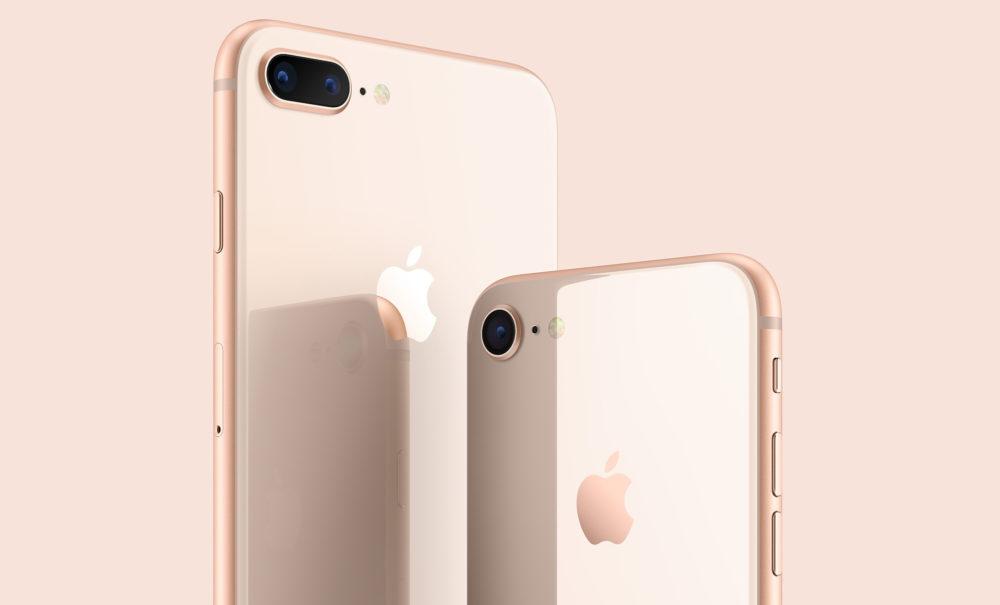 iPhone 8/8 Plus : caractéristiques, disponibilité et prix