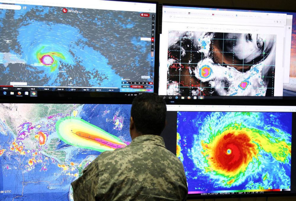 rtx3ew042 Apple fait don de 5 millions pour aider les victimes des ouragans Irma et Harvey