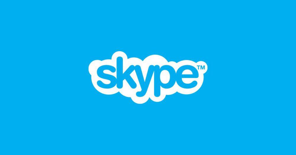 skype logo open graph Skype ne fonctionne pas sur iPhone 8 et 8 plus, Microsoft travaille à résoudre le problème