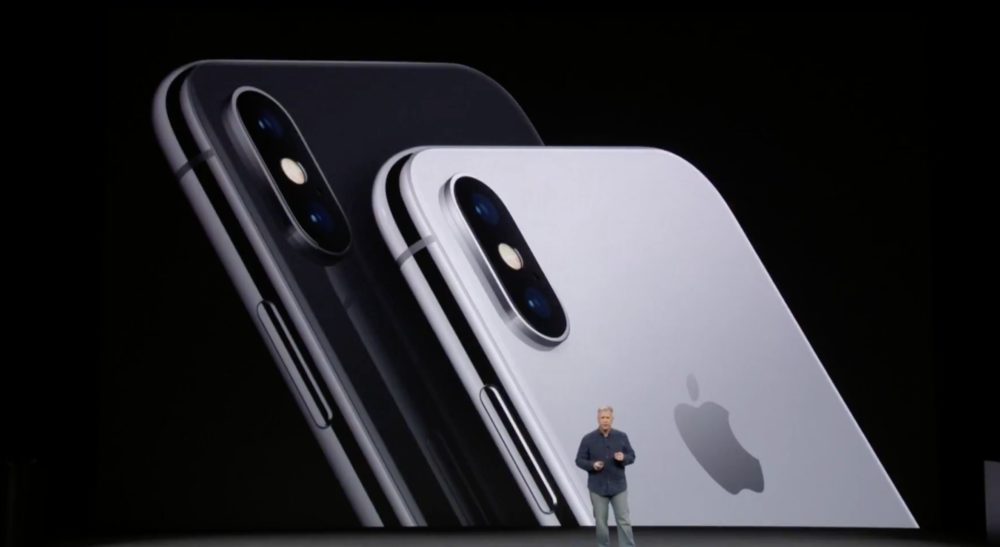 spacegreyandsilver Bilan Keynote iPhone X/8 (Apple Watch Series 3, Apple TV 4K HDR, iPhone 8, iPhone 8 Plus, iPhone X)