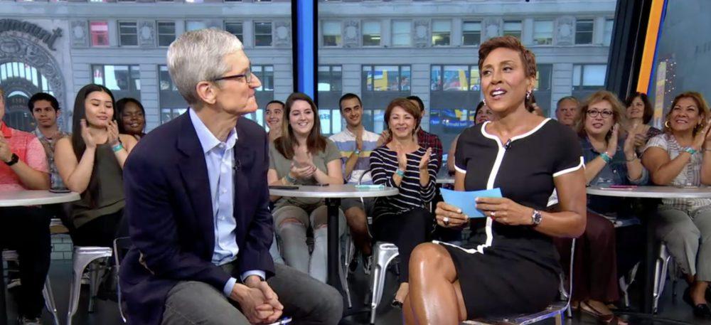 t Tim Cook : le prix de liPhone X est correct et la sortie diOS 11 est un jour dont il faudra se souvenir