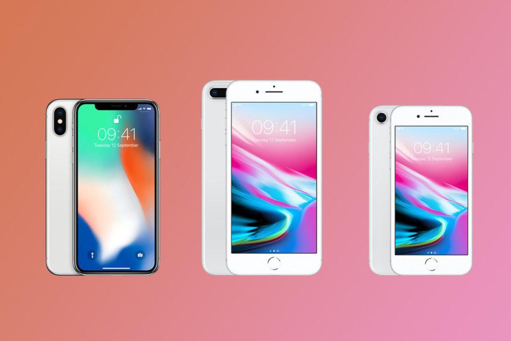138301 phones feature apple iphone 8 8 plus and iphone x release date specs and everything you need to know image1 sgrblc3fni 1000x667 Les ventes des iPhone 8 et 8 Plus ont été meilleures que celles de liPhone X