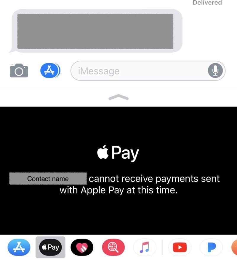 Apple Pay Cash 2 iOS 11.1 bêta : Apple Pay Cash testé en interne par les employés