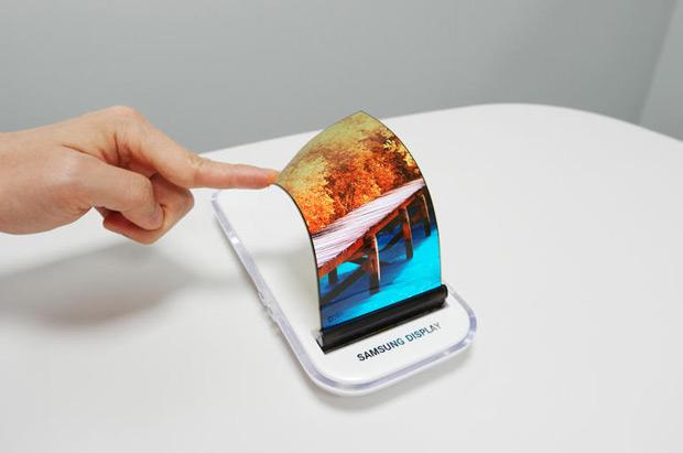 Ecran Flexible Apple   LG : des écrans flexibles en développement pour de futurs iPhone