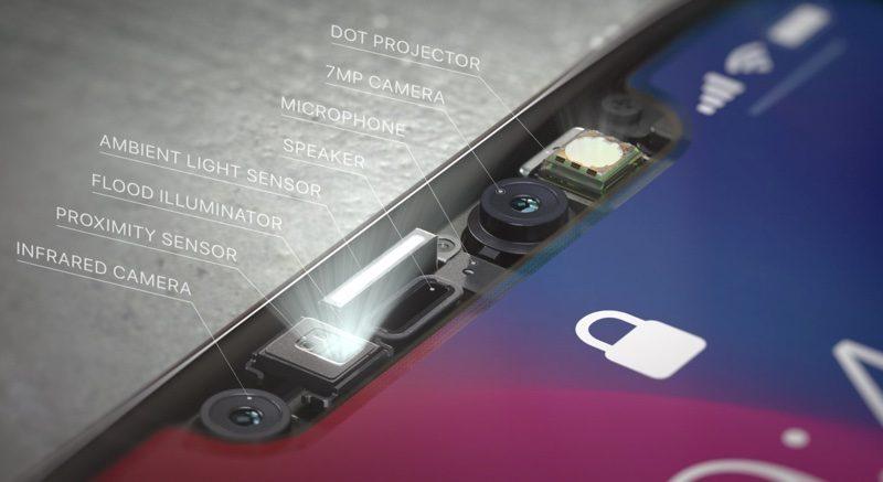 Face ID Apple persiste et signe : Touch ID na jamais été prévu sur liPhone X