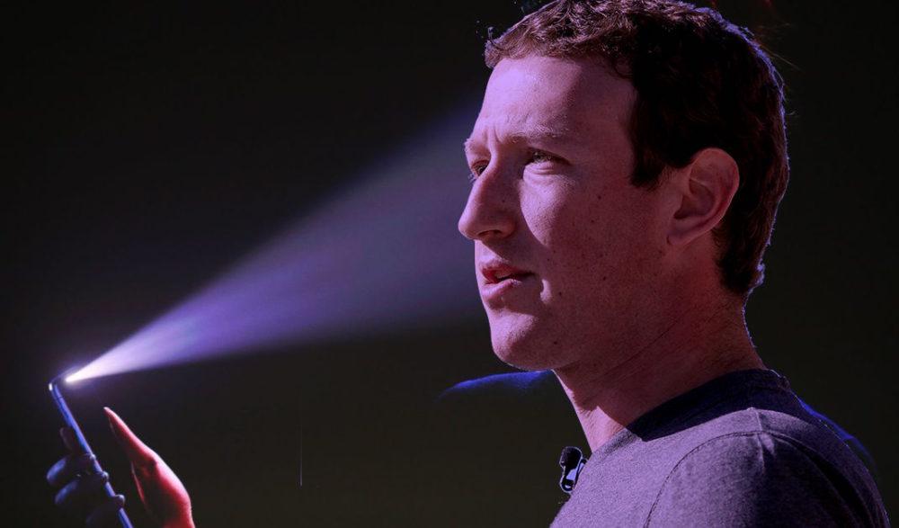 Mark Zuckerberg Face ID Facebook teste un système de reconnaissance faciale
