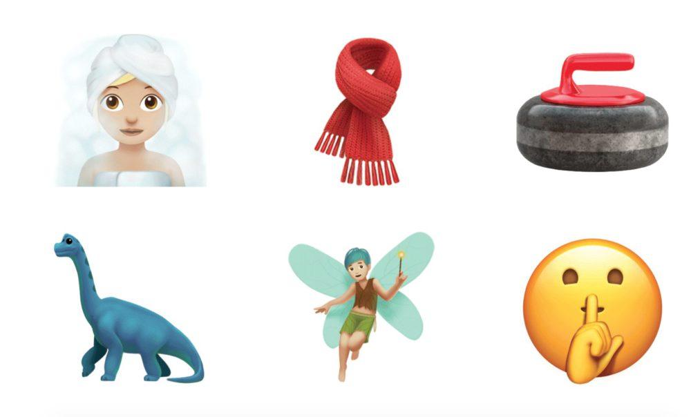 Nouveaux Emojis 2 1 iOS 11.1 bêta 2 : plein de nouveaux Emojis vont arriver !