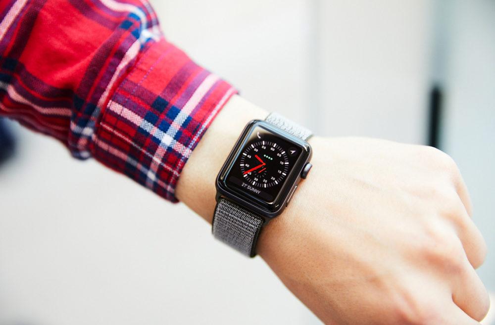 apple watch series 3 Apple brevette un boîtier de recharge pour Apple Watch