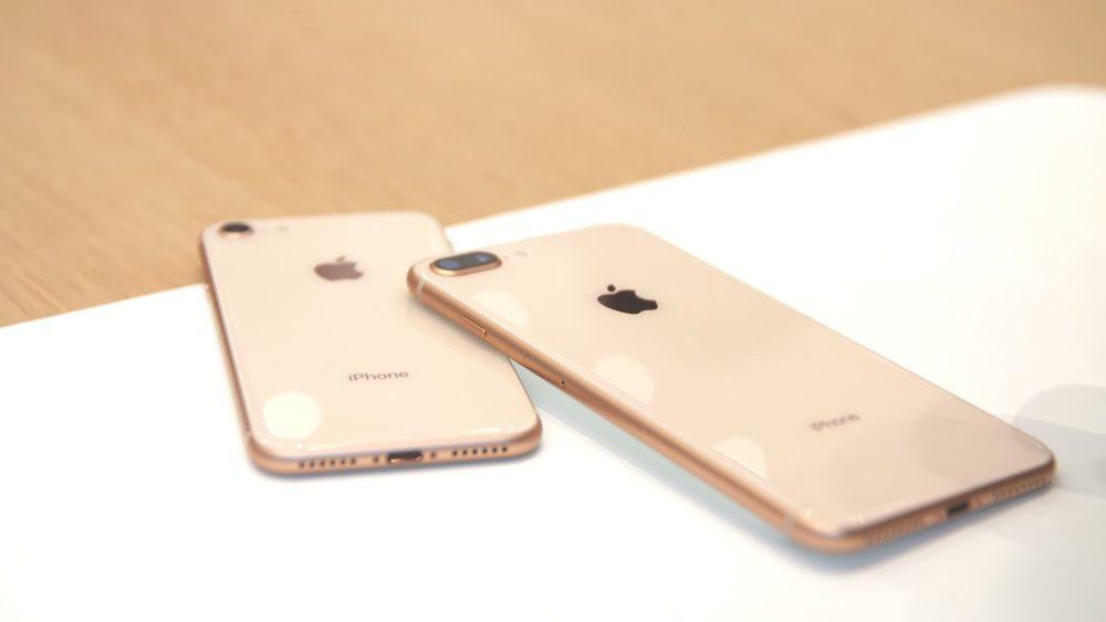 iPhone 8 1000x563 L'iPhone 8 est le premier des smartphones les plus vendus en mai 2018