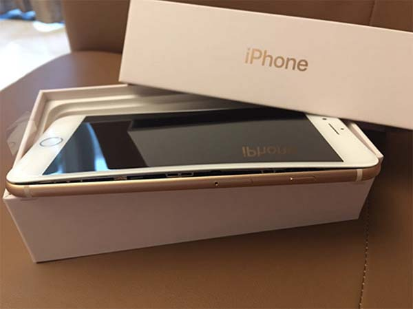 iPhone 8 Plus 2 iPhone 8 : un modèle avec une batterie défectueuse aux États Unis