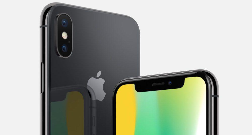 iPhone X 1 iPhone X / iPhone 8 : voici les tarifs (exorbitants) de réparation hors garantie !