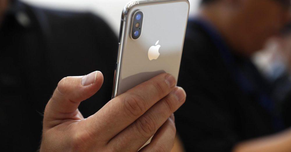 iPhone X LiPhone est le smartphone préféré des adolescents aux États Unis