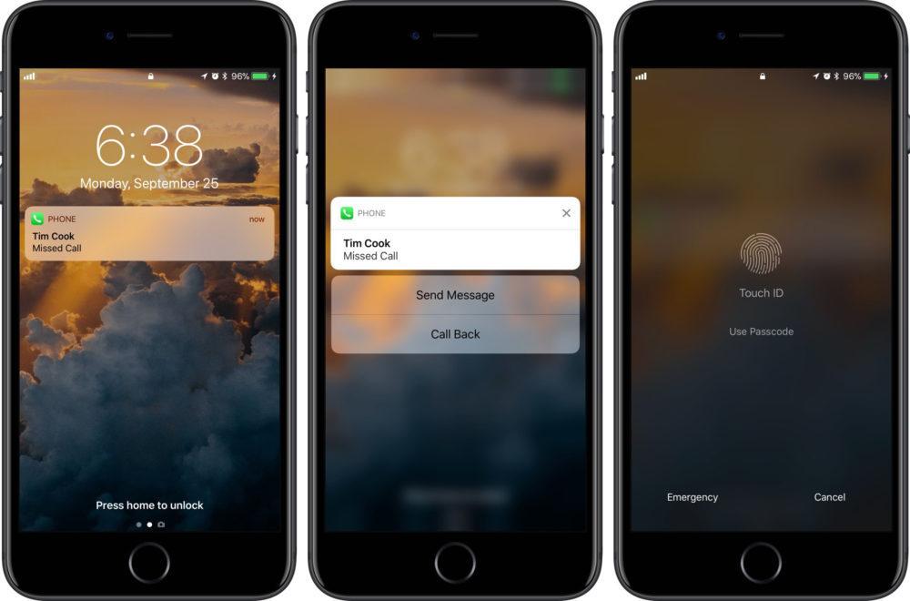 ios 11 proteger appels manques 1000x660 Astuce iOS 11 : comment protéger ses appels manqués