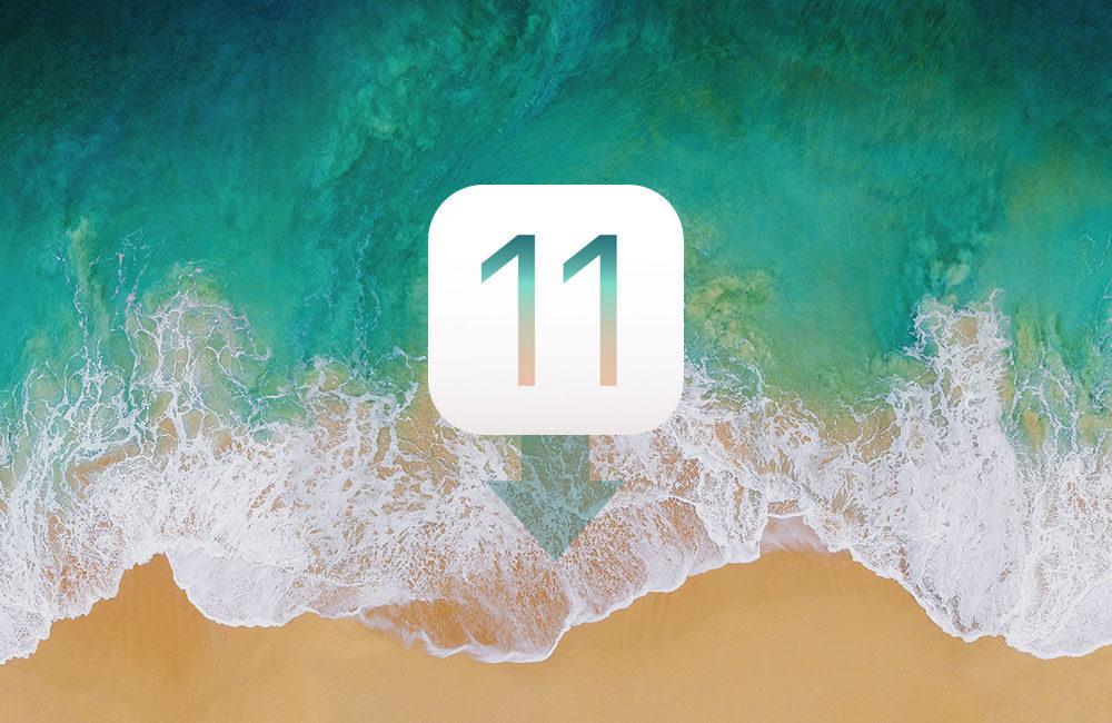 ios11 downgrade 1 1000x650 Comment passer dune version bêta à une version finale diOS 11