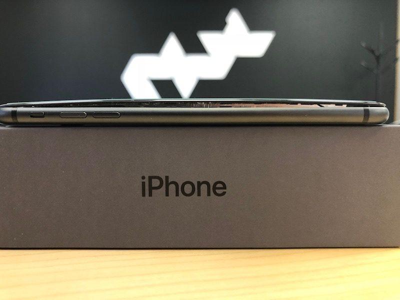 iphone 8 plus ouverture 2 iPhone 8 Plus   problème de batterie : de nouveaux modèles se fendent en deux
