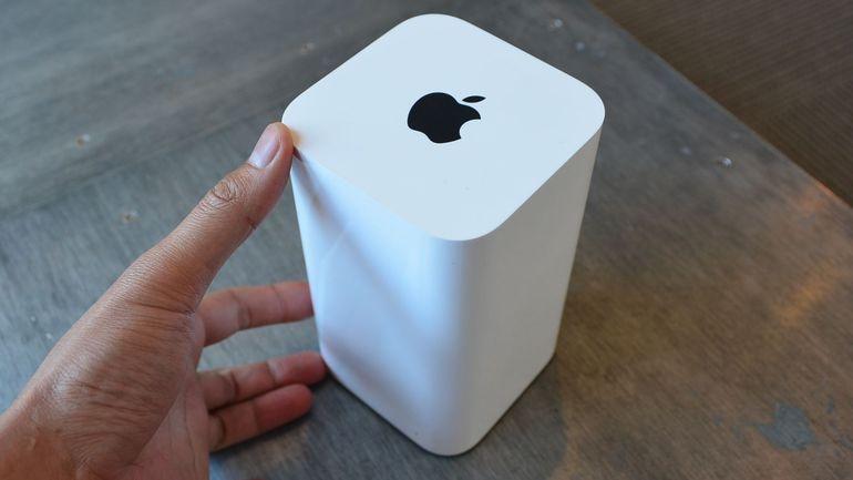 AirPort Extreme 5 Apple abandonne officiellement les bornes AirPort