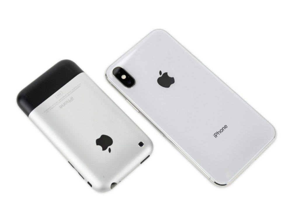 Capture d'écran 2017 11 03 à 16.57.46 iFixit démonte liPhone X : double batterie en L, câbles entrelacés et plus