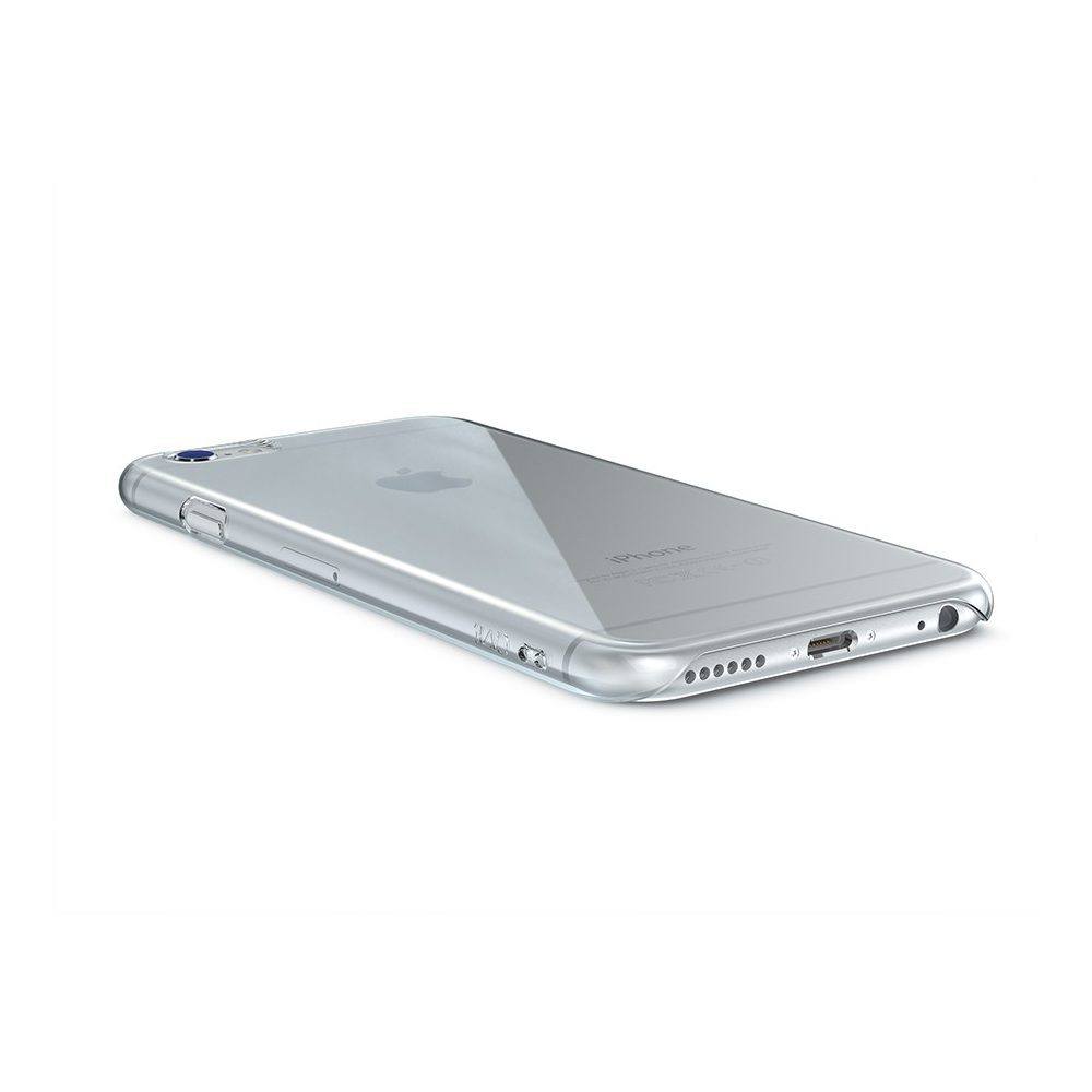 ZERO5 iPhone6 8 1 1000x1000 Coque ZERO 5 pour iPhone 6/6S, 7, 8, X & Plus (rigide, transparente et ultra fine de 0.5mm)