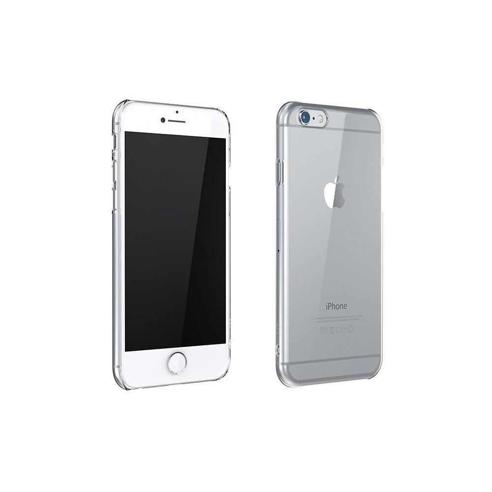 ZERO5 iPhone6 8 2 1000x1000 Coque ZERO 5 pour iPhone 6/6S, 7, 8, X & Plus (rigide, transparente et ultra fine de 0.5mm)