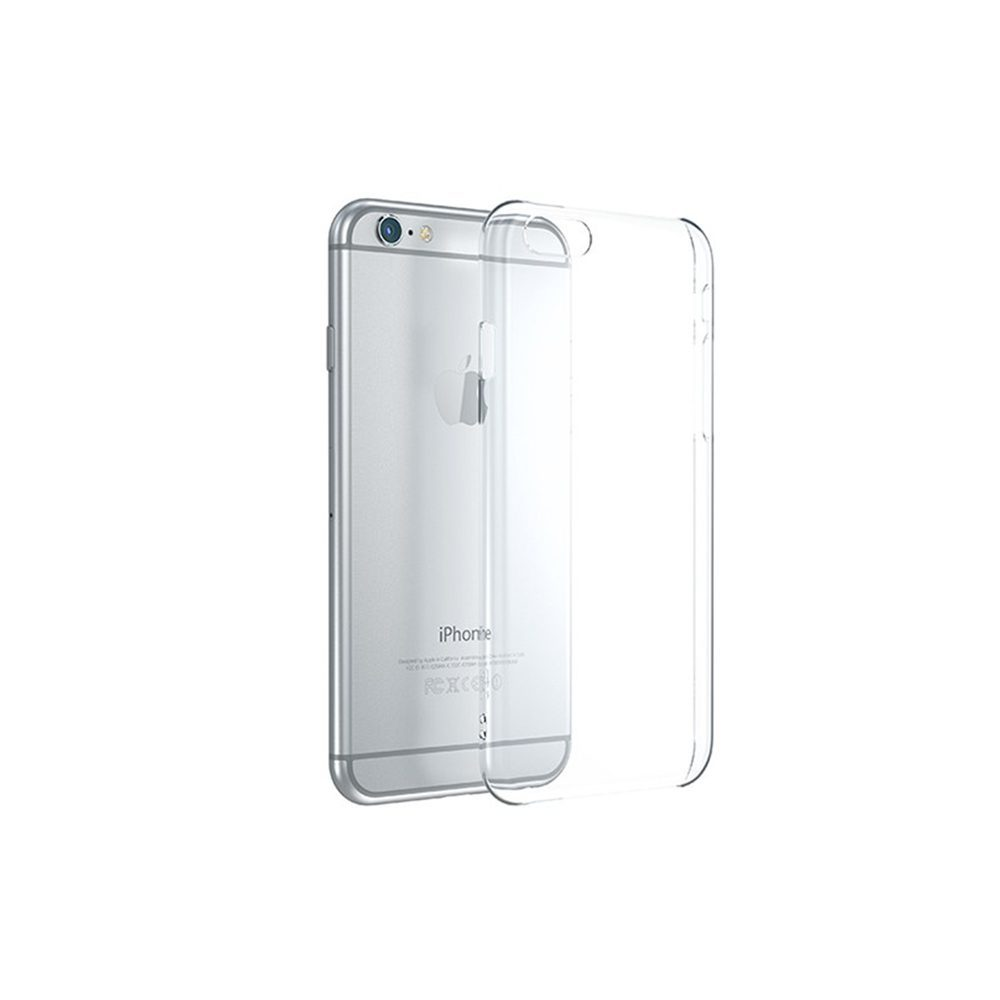 ZERO5 iPhone6 8 3 1000x1000 Coque ZERO 5 pour iPhone 6/6S, 7, 8, X & Plus (rigide, transparente et ultra fine de 0.5mm)