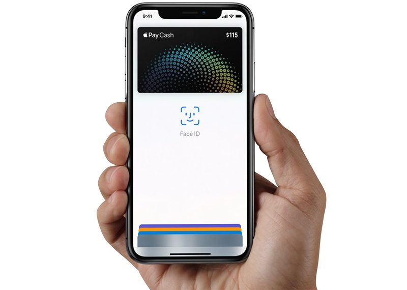 apple pay face id iphoneX Vidéo : Apple nous apprend à utiliser Apple Pay avec Face ID sur iPhone X