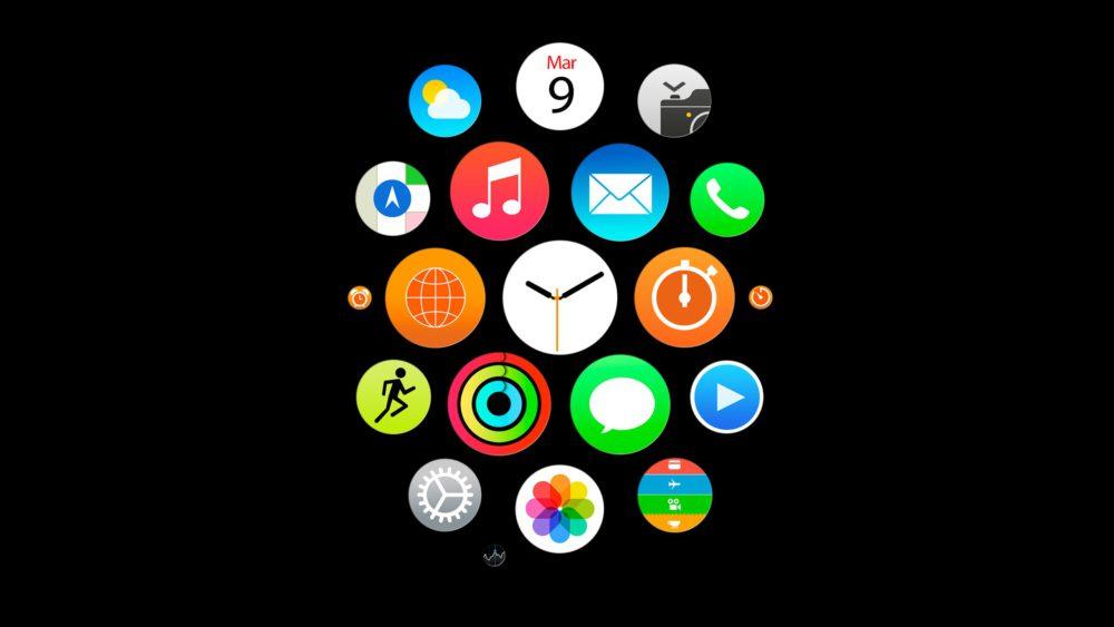 apple watch apps watchOS 4.2 version finale disponible au téléchargement