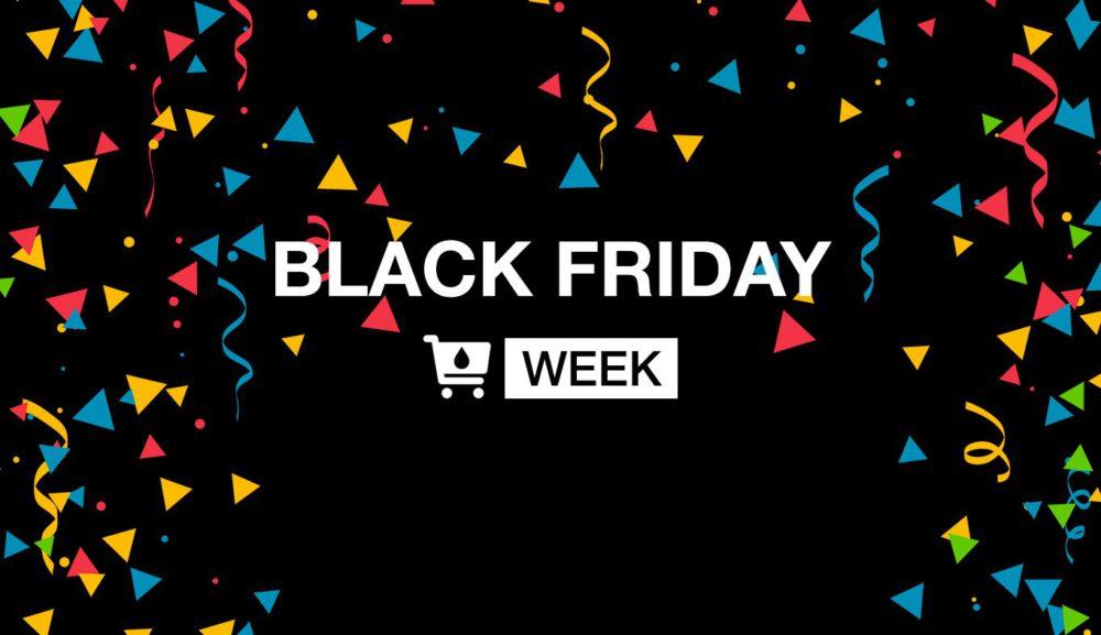 black friday shopsystem La Black Friday Week sur ShopSystem
