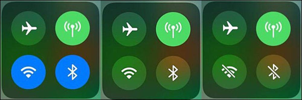 iOS 11 WiFi Bluetooth 1000x333 Astuce iOS 11 : comment désactiver totalement le Wi Fi et le Bluetooth