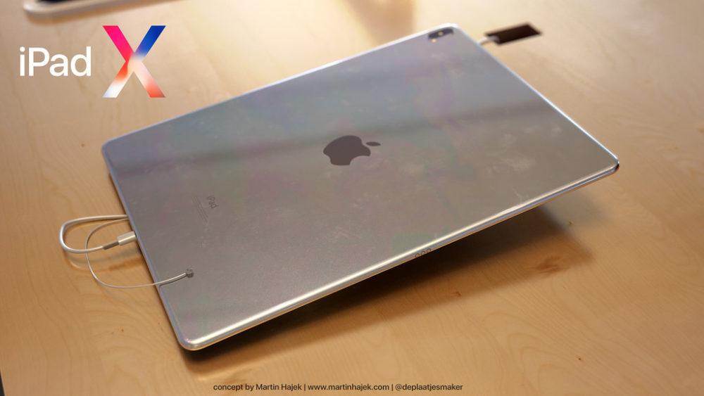 iPad X Concept 10 iPad X : un magnifique concept signé Martin Hajek