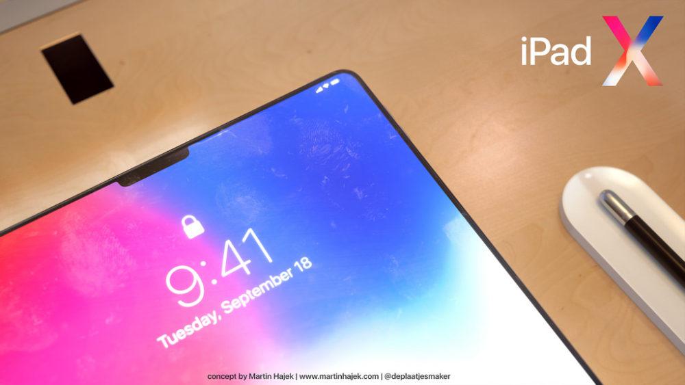 iPad X Concept 11 iPad X : un magnifique concept signé Martin Hajek