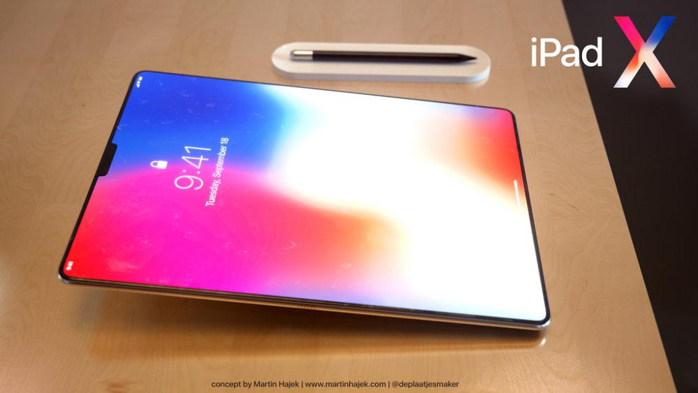 iPad X Concept 13 iPad X : un magnifique concept signé Martin Hajek