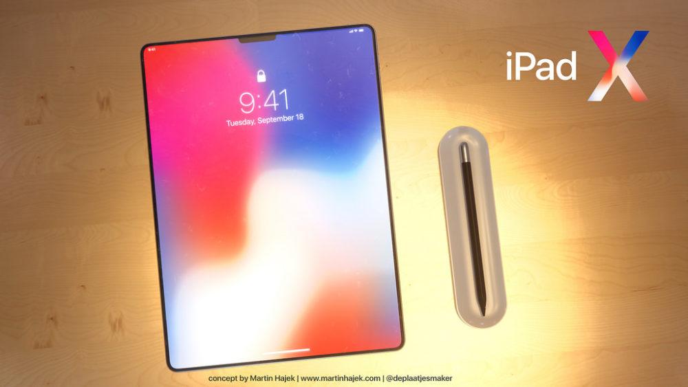 iPad X Concept 14 iPad X : un magnifique concept signé Martin Hajek