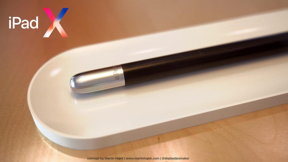 iPad X Concept 2 iPad X : un magnifique concept signé Martin Hajek