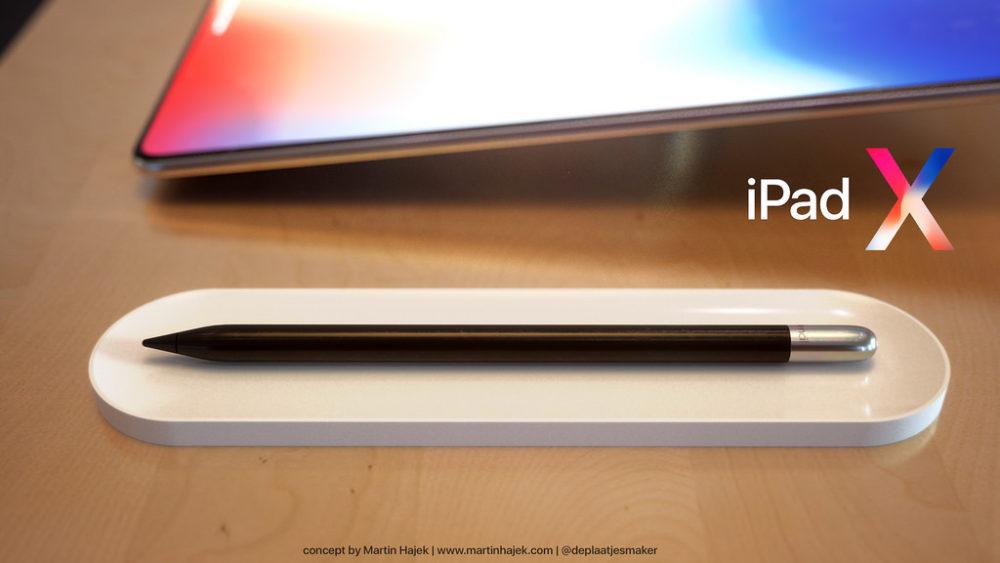 iPad X Concept 3 iPad X : un magnifique concept signé Martin Hajek