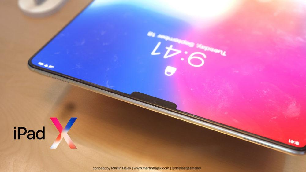 iPad X Concept 5 iPad X : un magnifique concept signé Martin Hajek