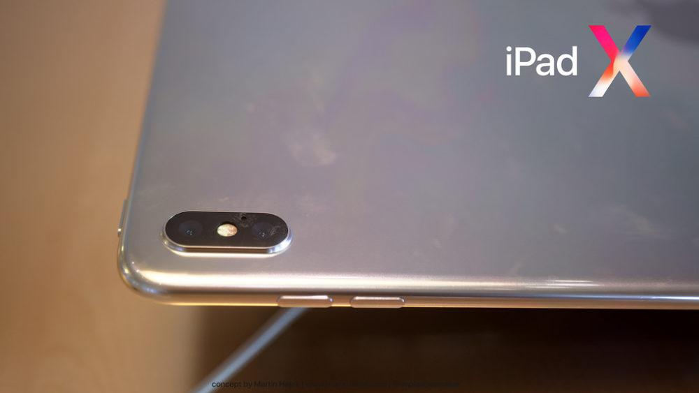 iPad X Concept 6 iPad X : un magnifique concept signé Martin Hajek