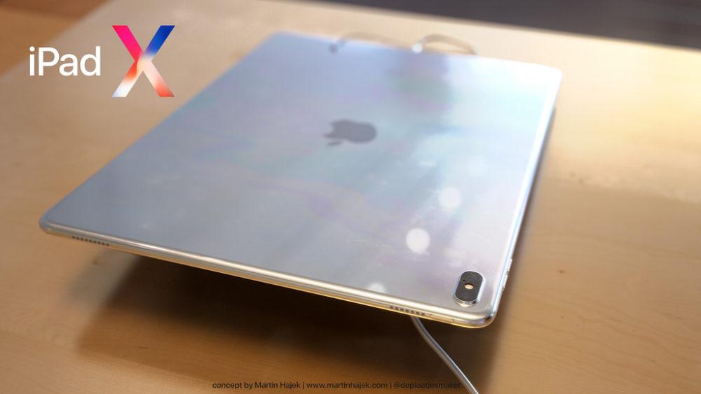 iPad X Concept 7 iPad X : un magnifique concept signé Martin Hajek