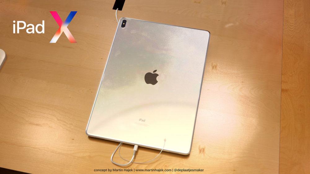 iPad X Concept 8 iPad X : un magnifique concept signé Martin Hajek