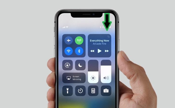 iPhone X Gestes Centre de Controle Voici quelques astuces pour bien maîtriser liPhone X