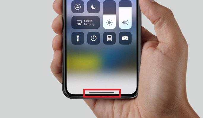 iPhone X Gestes Voici quelques astuces pour bien maîtriser liPhone X