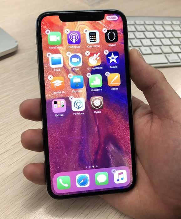 Jailbreak iPhone X Jailbreak untethered réussi sur iPhone X (iOS 11.2 et iOS 11.2.1)