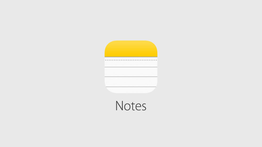 Notes iPhone iPad 1000x562 Astuce : comment voir les photos, dessins et documents stockés dans lapplication Notes