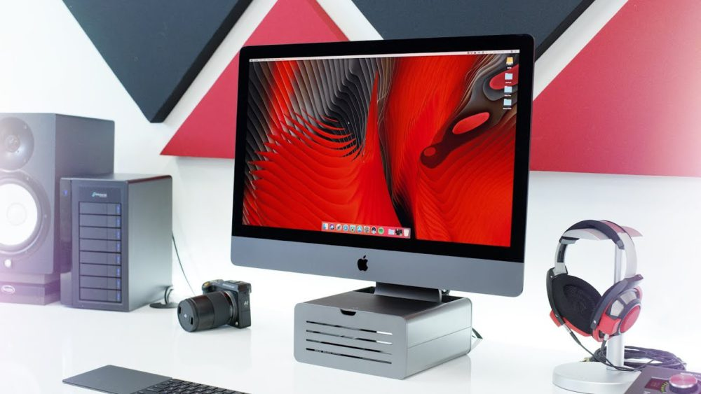 iMac Pro 2 iMac Pro : il ne sera pas possible de changer la RAM soi même