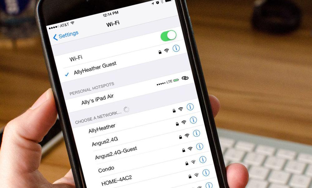 iPhone Wifi Guide : comment partager la connexion internet dun iPhone ou dun iPad