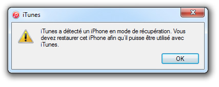 iPhone en mode recuperation Tutoriel : comment mettre un iPhone 8, 8 Plus ou un iPhone X en mode DFU