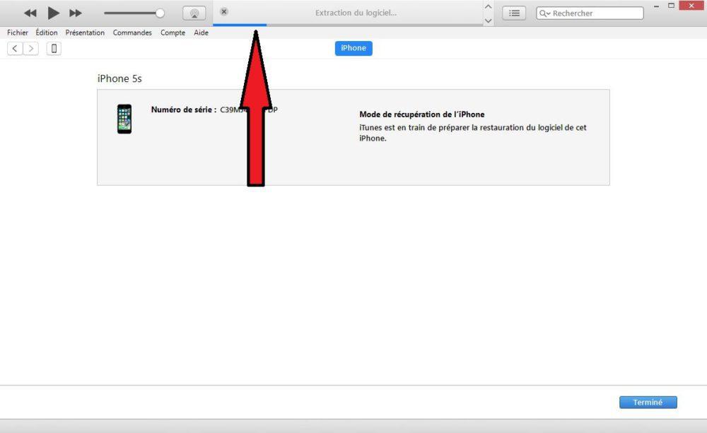 iTunes Downgrade iOS Update 1000x613 Tuto : comment passer ou downgrade sur iOS 11.1.2 en attendant le jailbreak