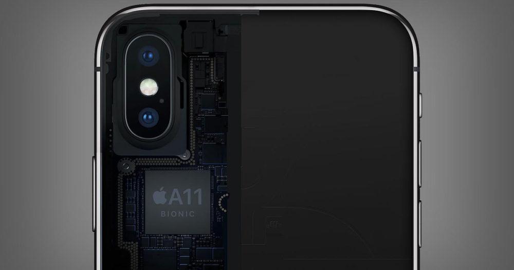 A11 Bionic iPhone X 1000x525 TSMC fournirait le processeur A12 de 7 nm des iPhone de 2018