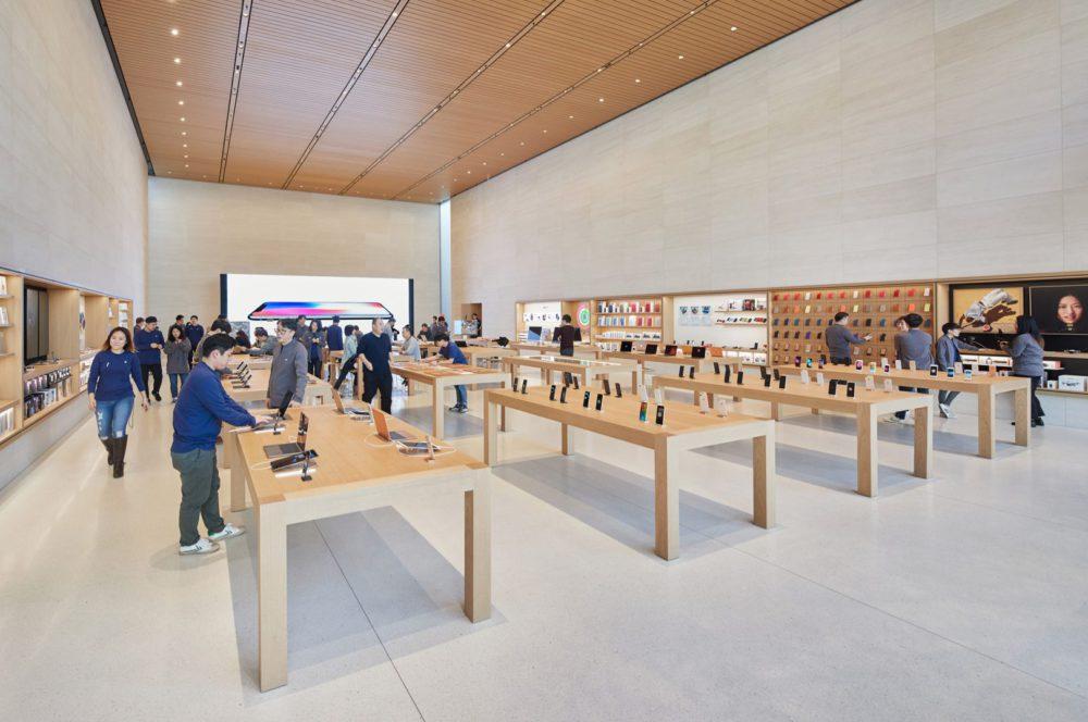 Capture d'écran 2018 01 25 à 13.04.49 Apple Store en Corée du Sud : Apple publie de nouvelles photos